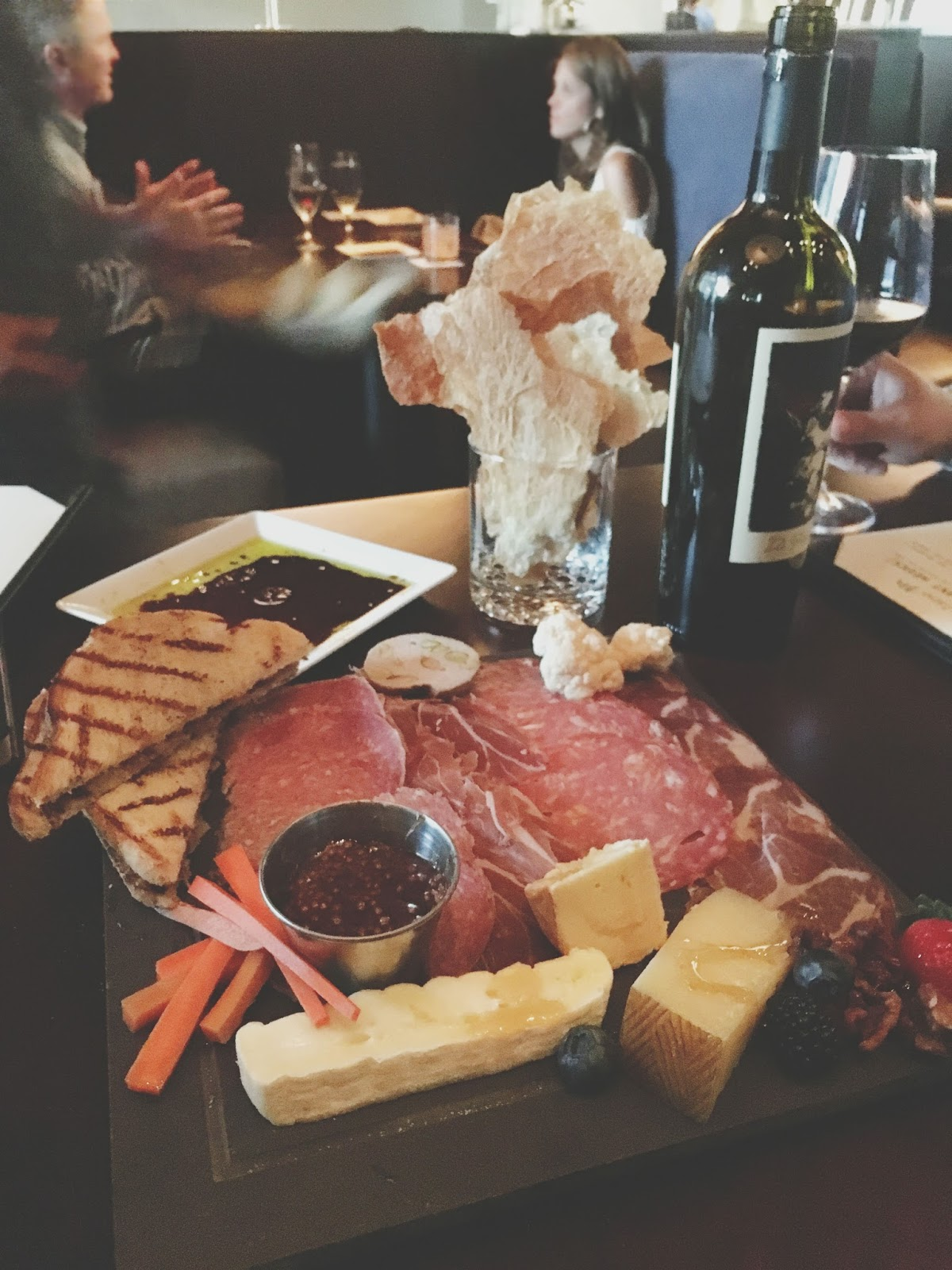 meat and cheese at Radio Milano - a restaurant in Houston, Texas