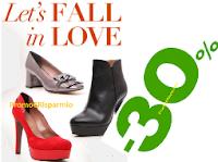 Logo Pittarello ''Let's Fall in Love'': scarica il buono sconto del -30%