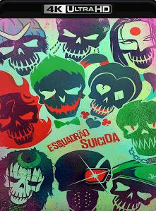 Esquadrão Suicida 2016 Versão de Cinema Torrent Download – BluRay 4K 2160p 5.1 Dublado / Dual Áudio
