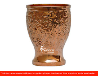 https://www.copperutensilonline.com/pure-copper-floral-pattern-embossed-tumbler.php