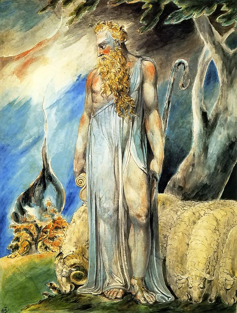William Blake, i dettagli nellimmaginazione   CaffèBook