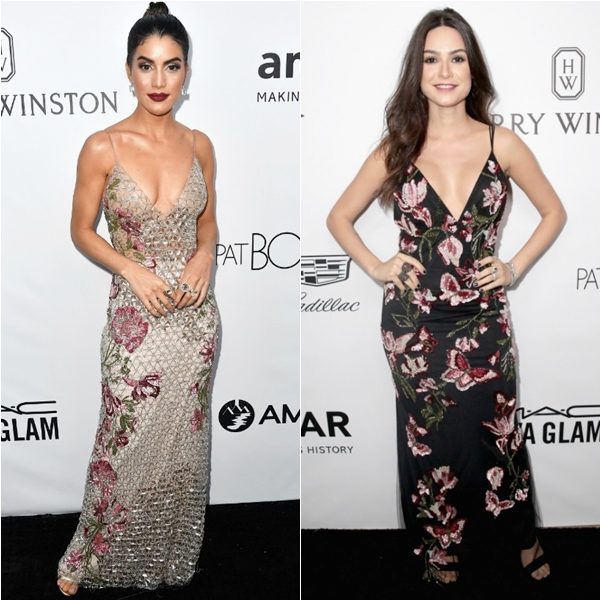 Looks baile amfar Los Angeles
