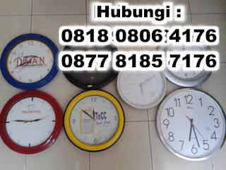 Suplier Jam Dinding Promosi di tangerang