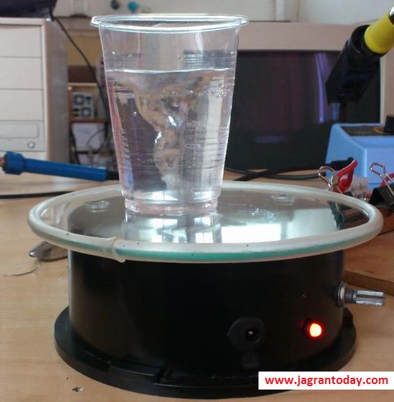 चुम्बकीय पानी कैसे बनायें