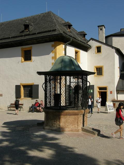 Salzburg - Twierdza Hohensalzburg