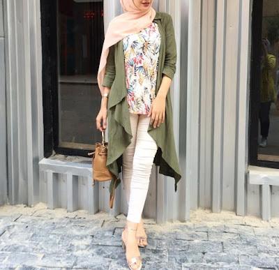 style hijab moderne 2019