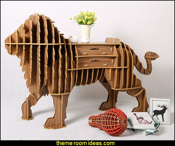 Lion Shape furniture