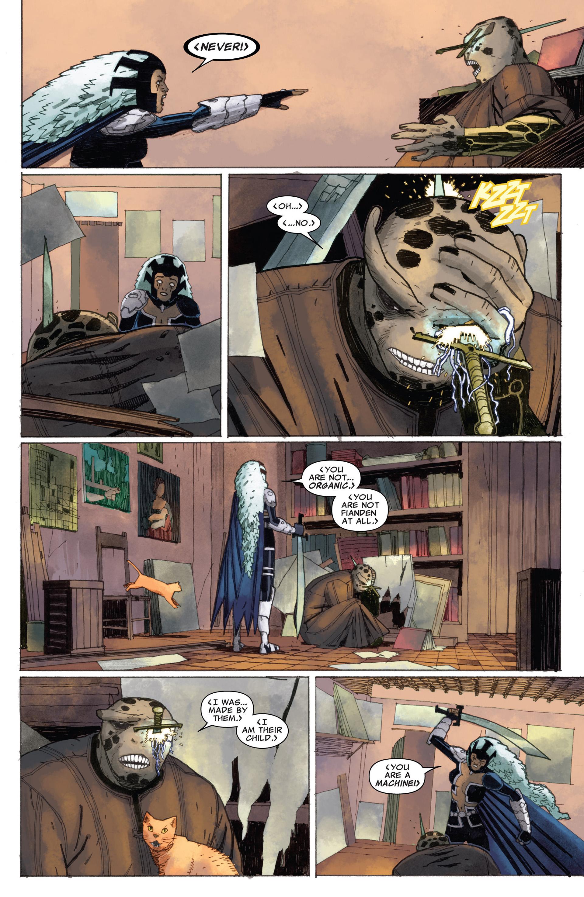 Read online Astonishing X-Men (2004) comic -  Issue #58 - 6