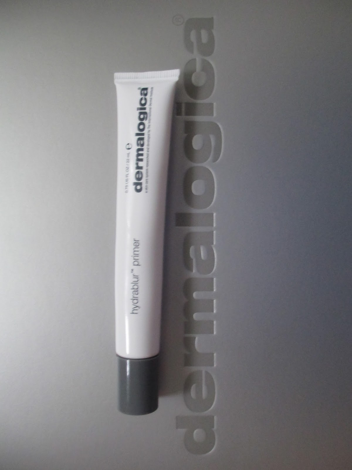 Whats Inside Your Beauty Bag?: dermalogica Hydrablur Primer