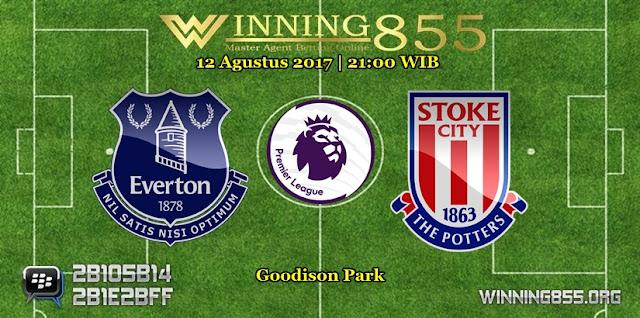 Prediksi Skor Everton vs Stoke City