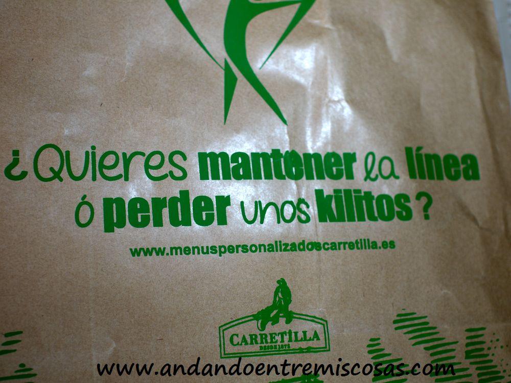 Menús Personalizados, Carretilla
