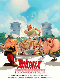 Asterix e o Domínio dos Deuses - BDRip Dual Áudio