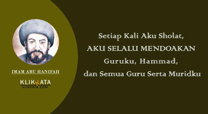 Kata Kata Abu Hanifah Kumpulan Nasehat Bijak Imam Abu Hanifah