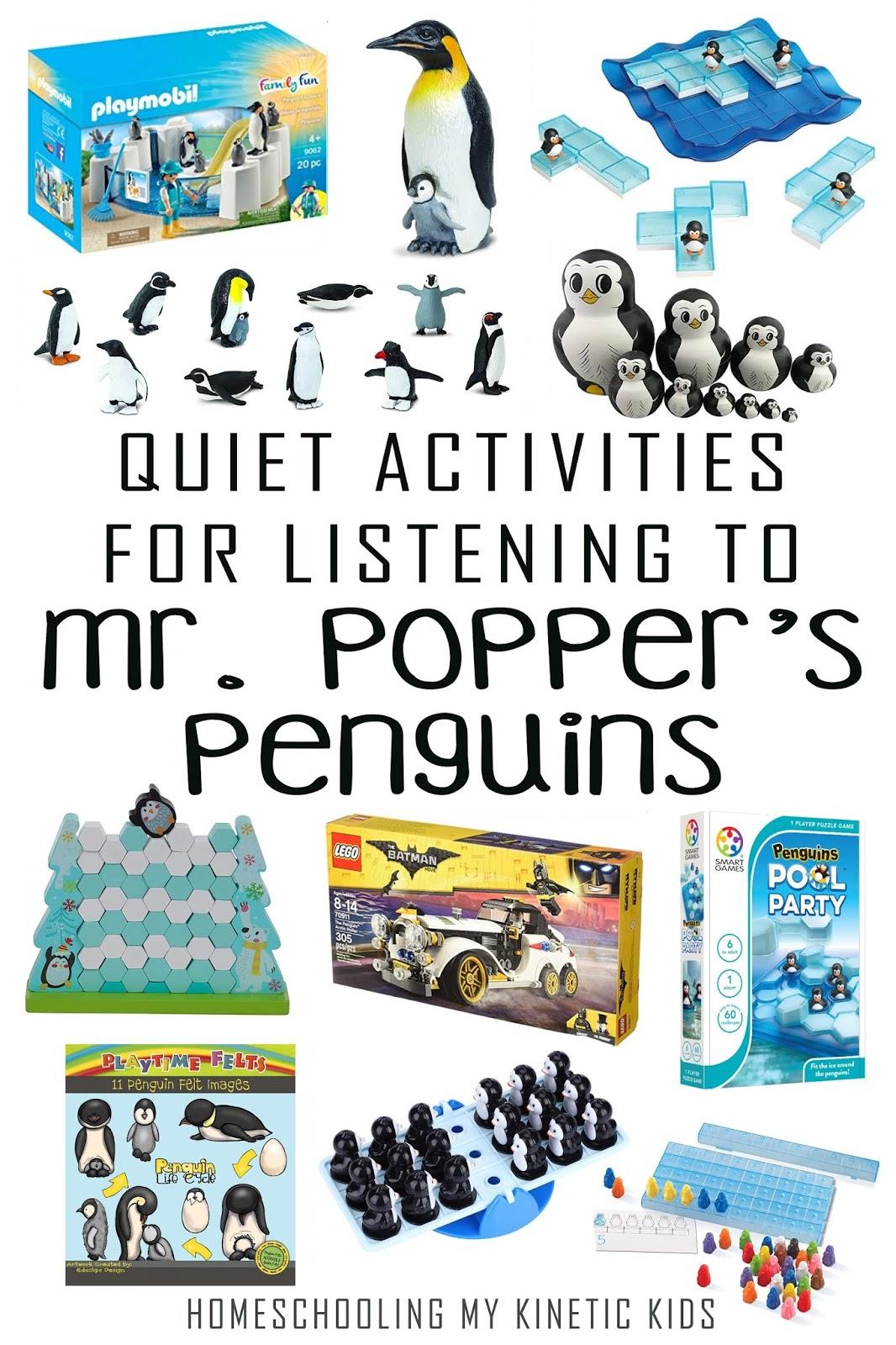 Penguin Learning Ideas