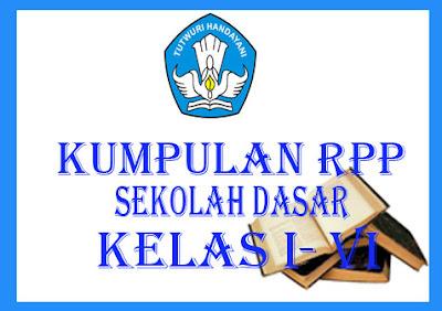 Contoh RPP KTSP Berkarakter SD/MI Kelas 1 2 3 4 5 6