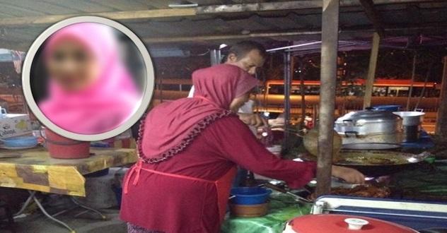 Akak Baju Pink Tu Suka Sangat Beli Nasi Kukus. Tapi Apa Yang Makcik Jual Tu Buat Memang MELAMPAU !!!