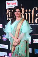 Samantha Ruth Prabhu Looks super cute in a lovely Saree  Exclusive 42.JPG