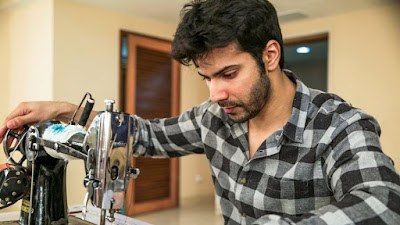 Varun Dhawan Looks in his upcoming movie Sui Dhaaga