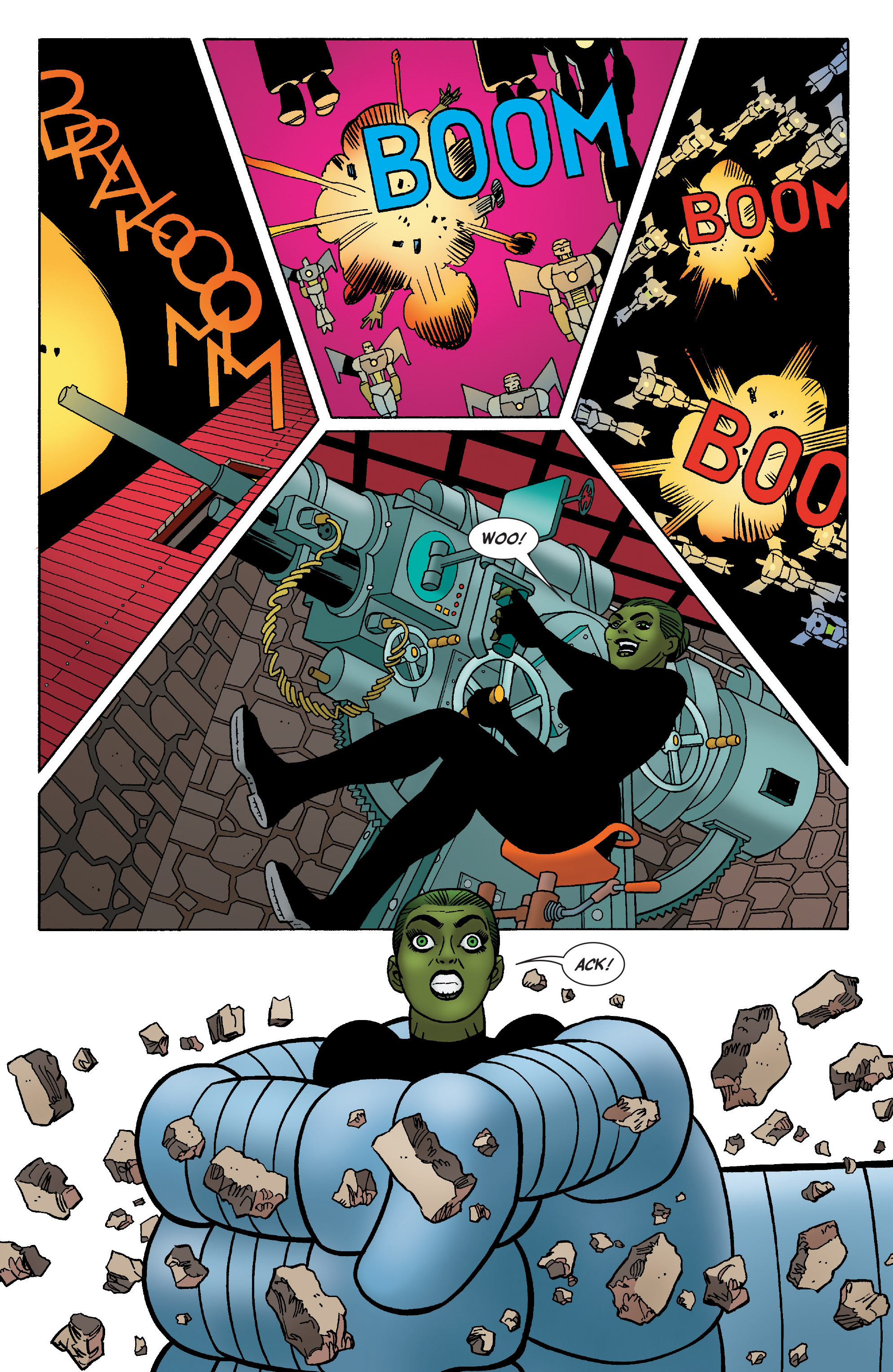 Read online She-Hulk (2014) comic -  Issue #4 - 12