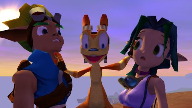 جميع إصدارات سلسلة Jak and Daxter قادمة لجهاز PS4