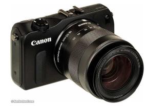 kamera slr mirorless