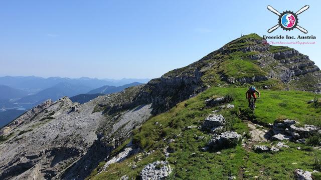 Mountainbike Touren Fall