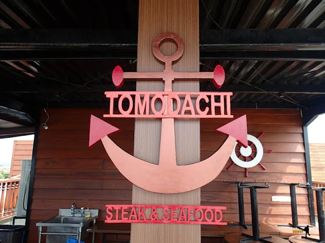 Tomodachi Steak seafood cirebon