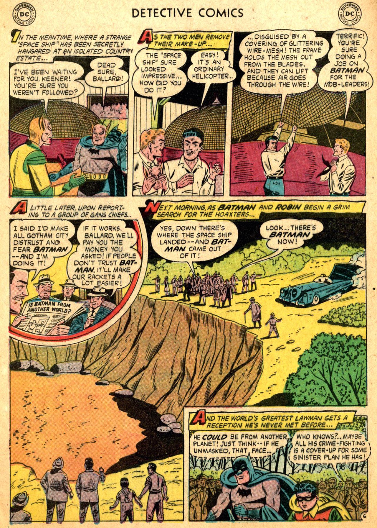 Detective Comics (1937) 251 Page 7