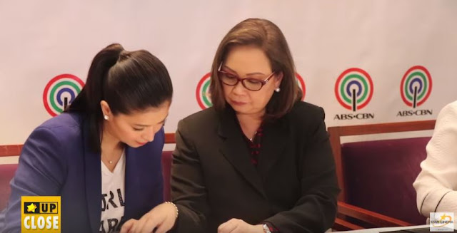 Angel Locsin Revealed How The Kapamilya Network Treats Her And How She Grows In The Industry