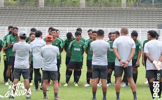 Egy dan Ezra Tak Bisa Perkuat Timnas Indonesia di Piala AFF U-22 2019
