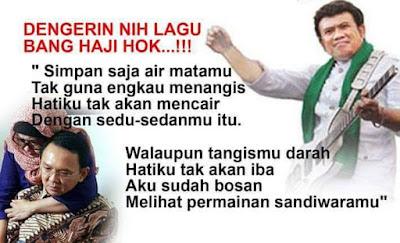 Dengerin Nih, Lagu Bang Haji, Hok..!!!