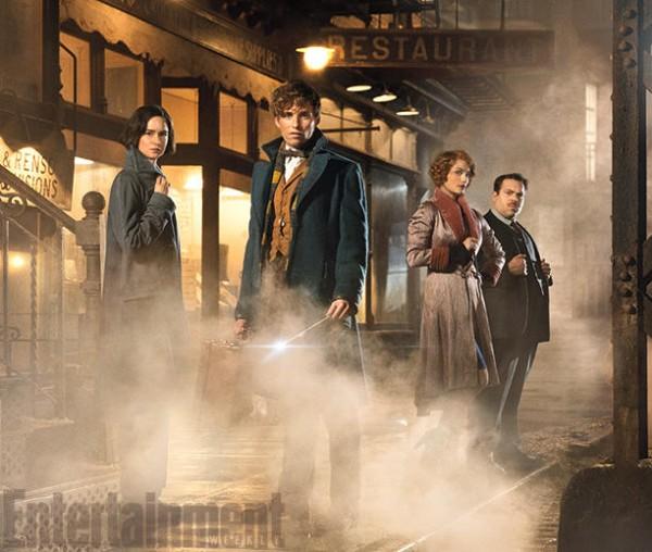 J.K. Rowling: Film 'Fantastic Beasts' Akan Dibuat Jadi Trilogy