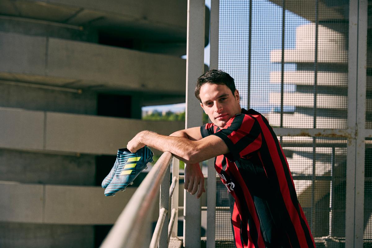 sports shoes 1385f eca5d Adidas Nemeziz 17+ 360Agility - Legend Ink   Solar Yellow   Energy Blue