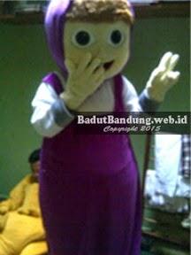 gambar kostum marsha badut karakter terbaru