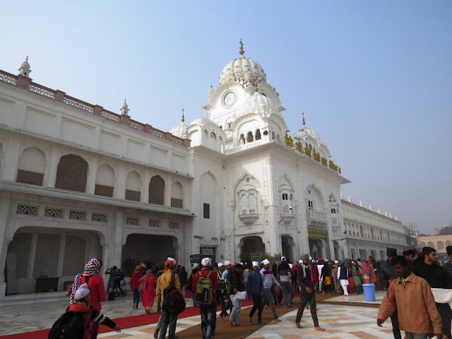 Entrance of the Golden Temple