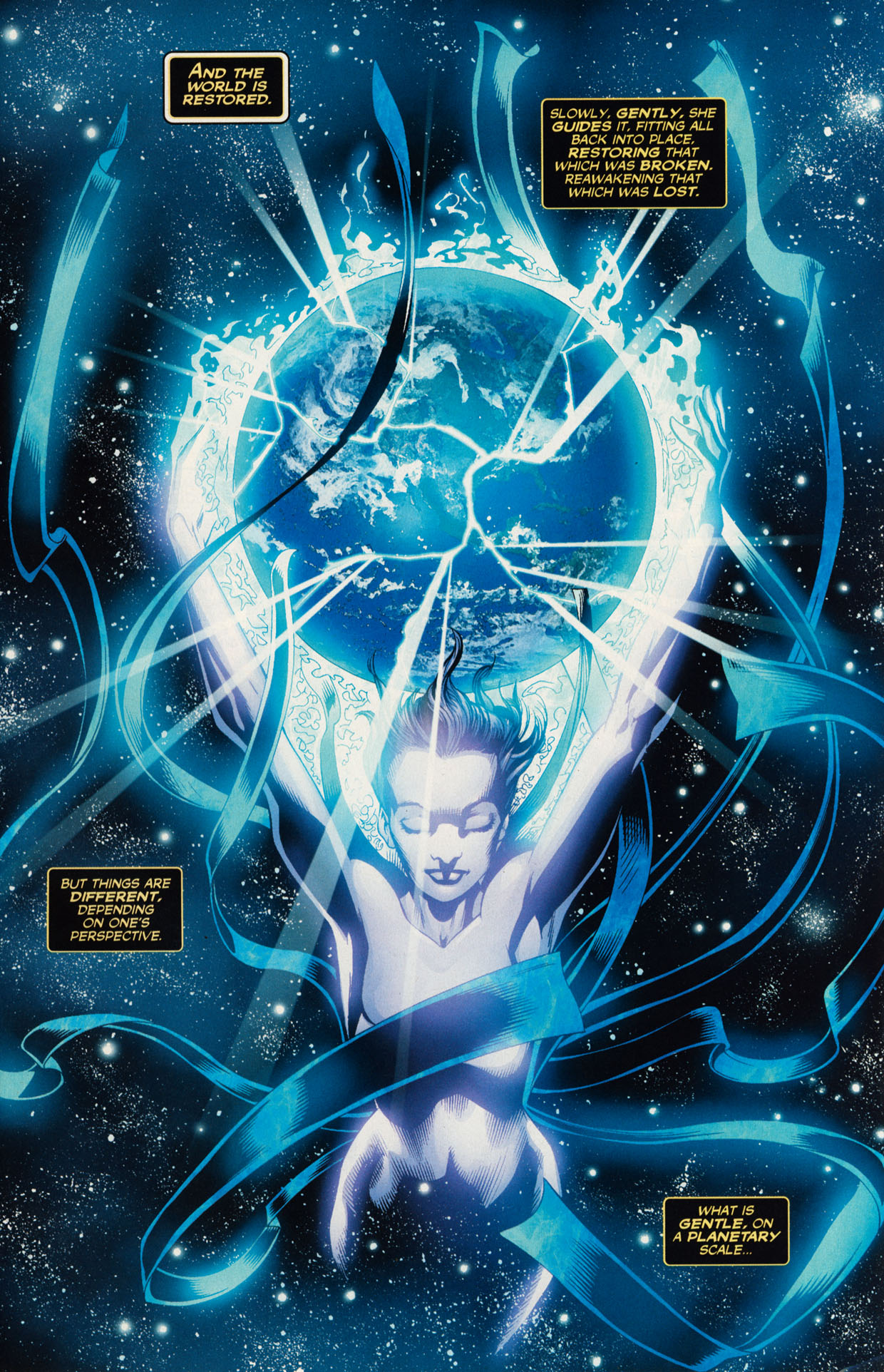 Read online Trinity (2008) comic -  Issue #51 - 3