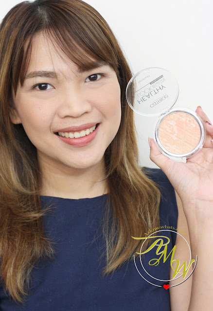 a photo of Catrice Healthy Look Mattifying Powder Translucent 010 Luminous Light Review_AskMeWhats