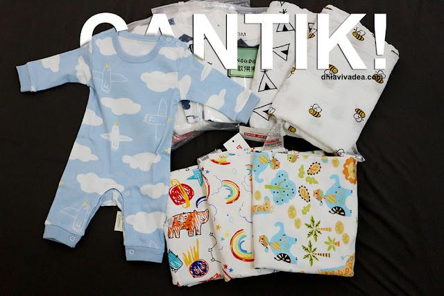Puas Hati Shopping Barang Baby Kat EZBuy