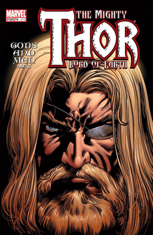 Thor (1998) Issue #76 #77 - English 1