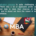 Choose the best MBA from the specialized rankings