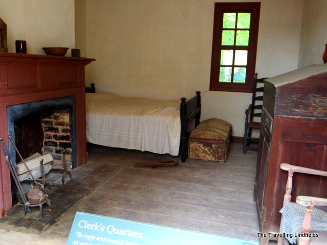 Clerk's Quarters at Mount Vernon