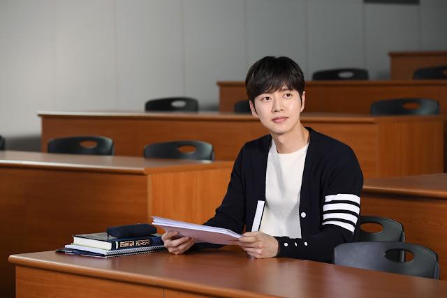 Yoo Jung diperankan oleh Park Hae Jin