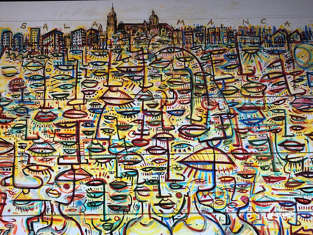 37007 Arte Urbano Barrio Oeste