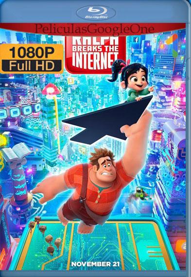 Wifi Ralph (2018) [2018] [1080p Web-Dl] [Latino-Inglés] [GoogleDrive]