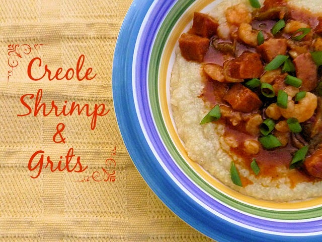 Creole Shrimp and Grits | Ms. enPlace