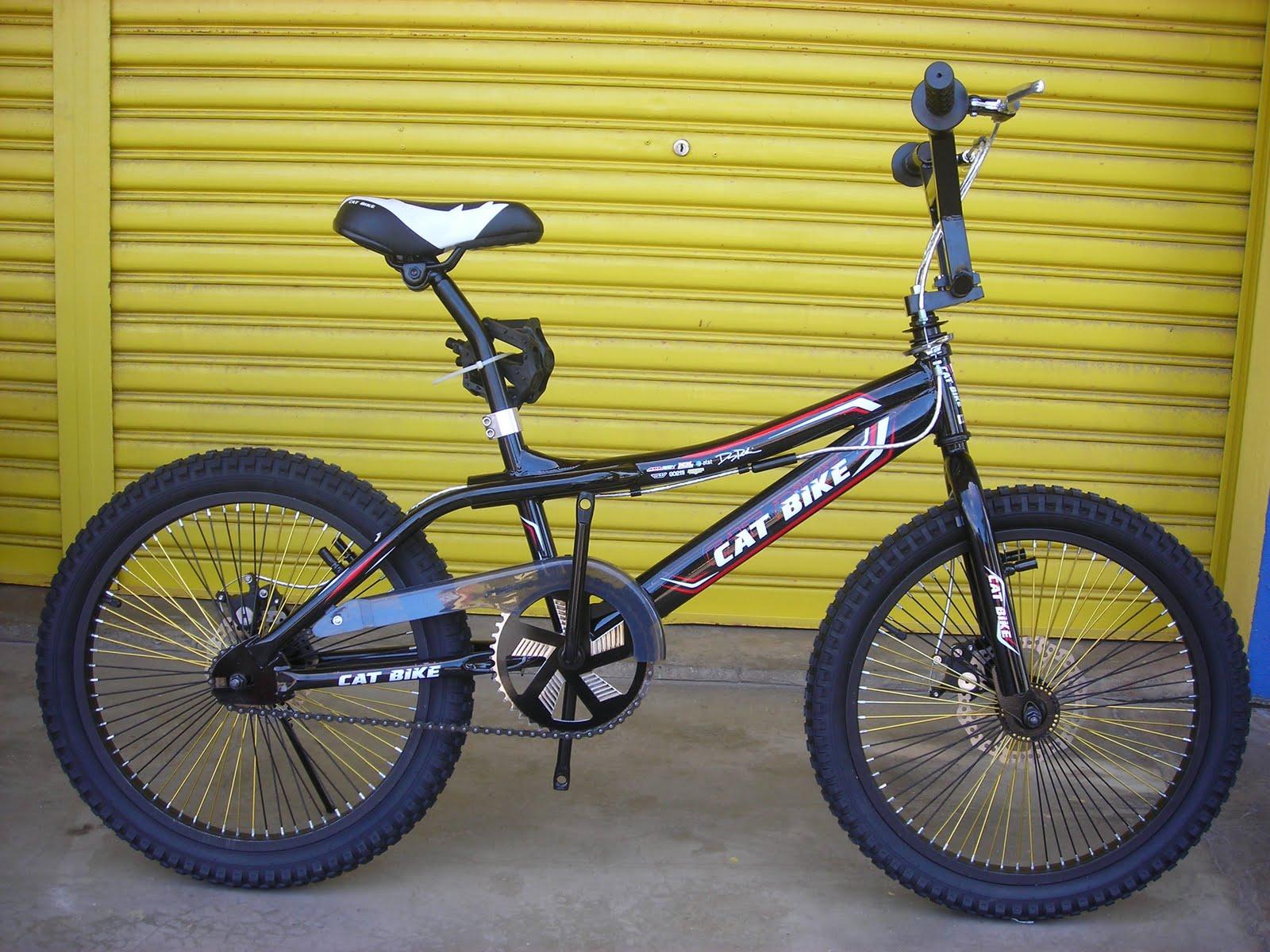 Bmx Cat Bike Disc Brake