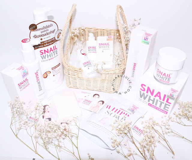 Snail White Cream by Namu Review