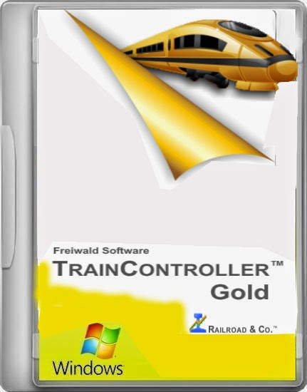 Railroad & Co. TrainController Gold