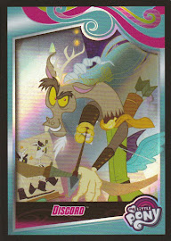 My Little Pony Discord Series 4 Trading Card