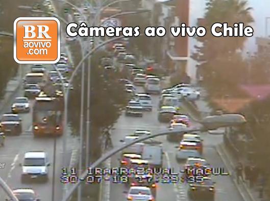 Câmeras ao vivo do Chile